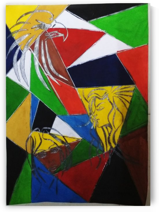 Original painting by Bandana Harlalka