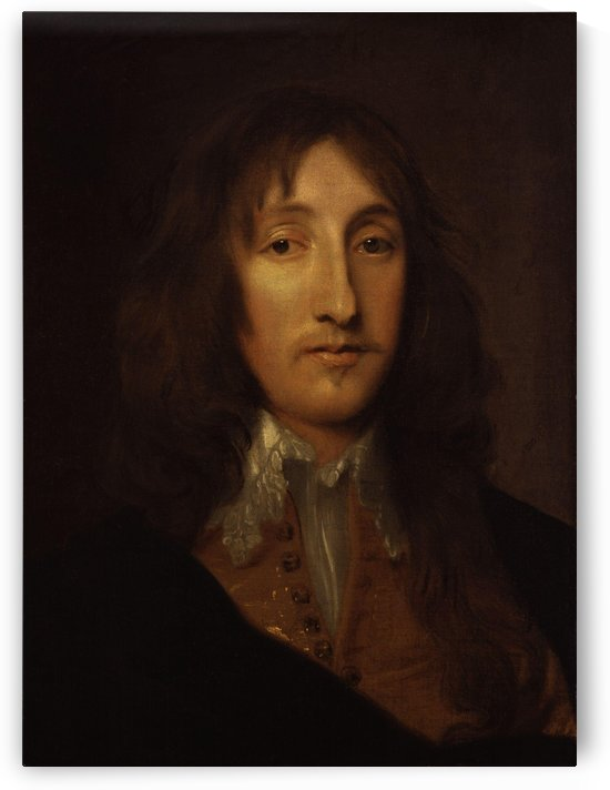 Richard Boyle, 1st Earl of Burlington and 2nd Earl of Cork by Anthony van Dyck