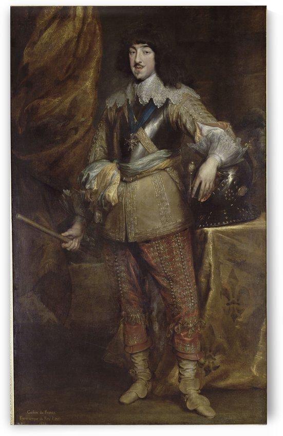 Gaston de France by Anthony van Dyck
