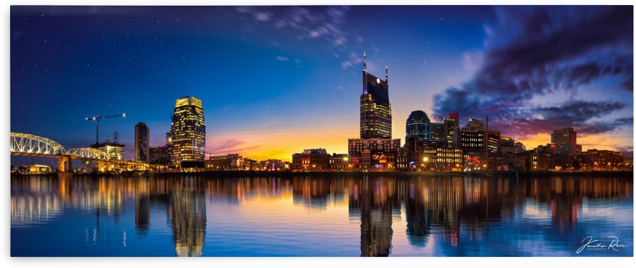 Nashville Skyline by Jonathan Ross