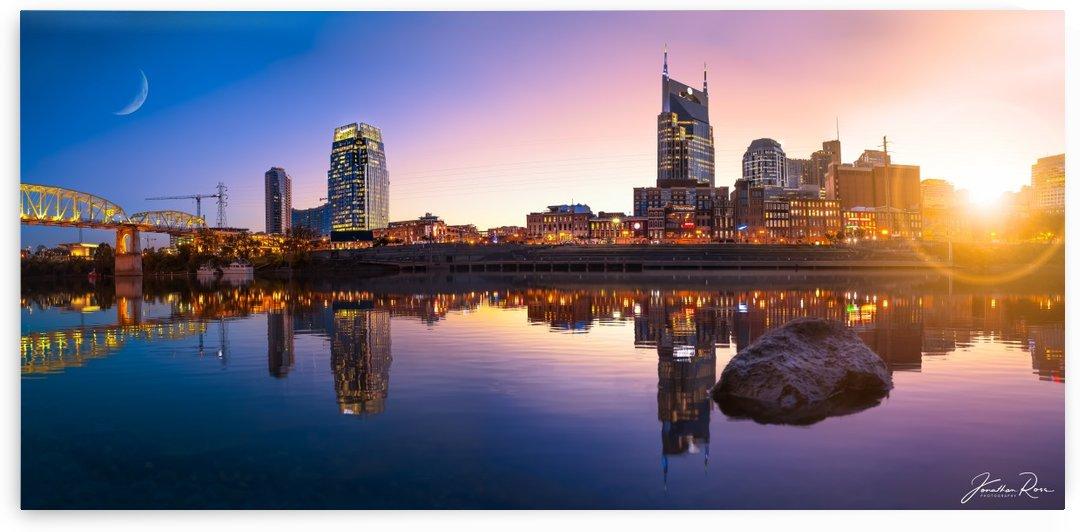 Nashville Sunset by Jonathan Ross