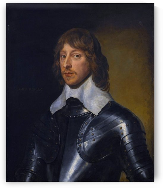 George Lord Goring by Anthony van Dyck