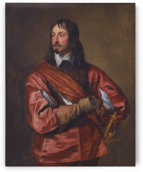 Johnmennes by Anthony van Dyck