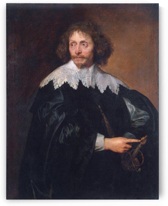 Thomas Chaloner by Anthony van Dyck