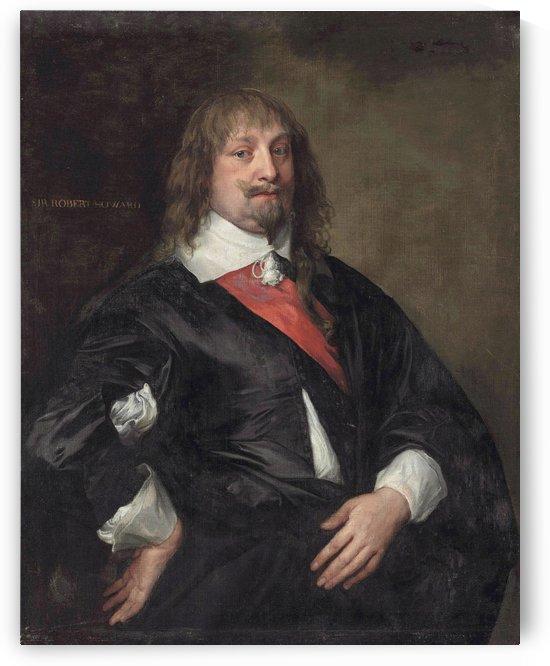 Robert Howard by Anthony van Dyck