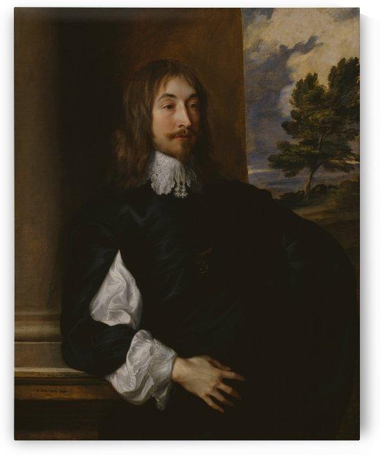 Portrait of Sir William Killigrew by Anthony van Dyck