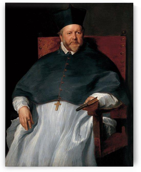 Bishop Jan van Malderen by Anthony van Dyck