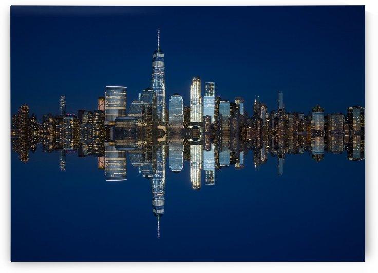 NYC Skyline by Kaye