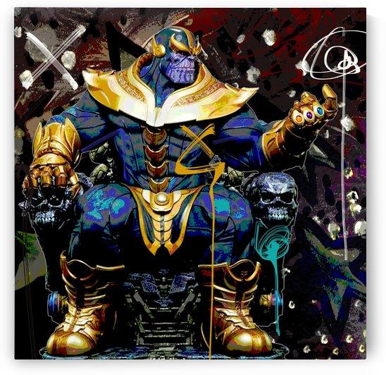 Infinity War by GABA