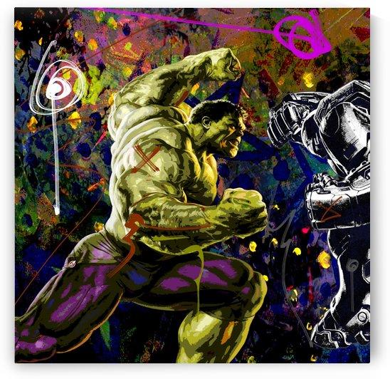 Hulk Infinity by GABA