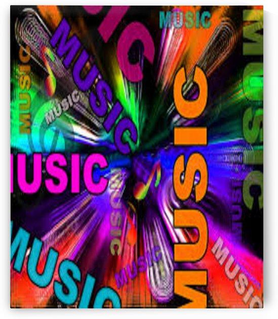 Music Music Music by MIRIAM