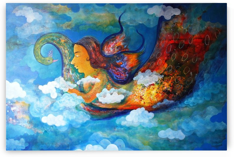 inner dream II SOLD OUT by sanjay g punekar