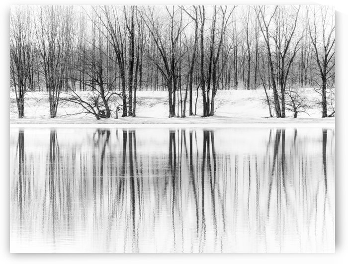 Reflexion by Carole Ledoux Photography