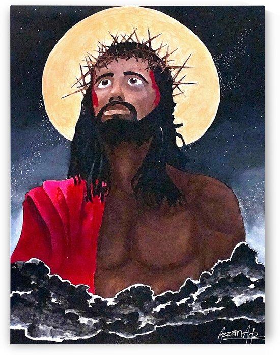 Black Jesus  by BlaccArtz