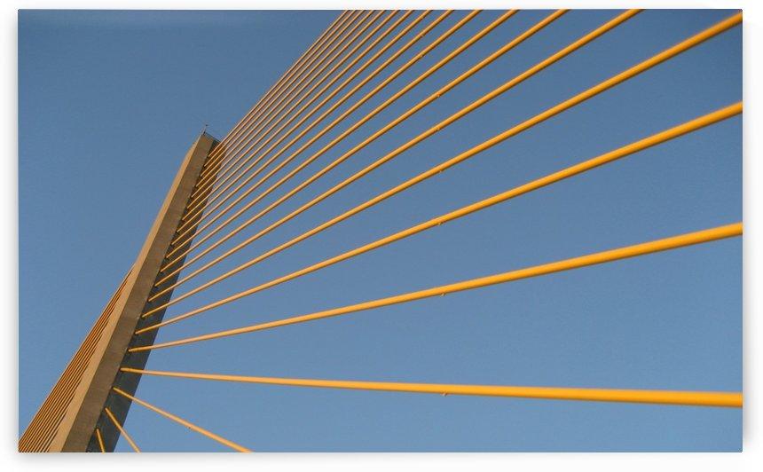 Skyway Bridge Tampa Bay Florida by Ashden