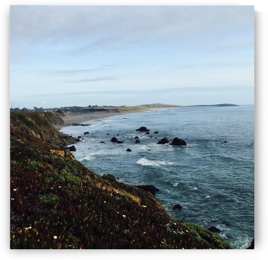 Northern Pacific Ocean by Ashden
