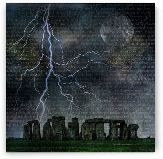 Stonehenge by Bruce Rolff