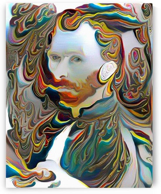 Van Gogh by Bruce Rolff