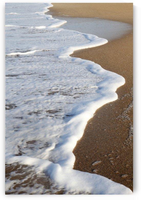 Sea Foam by Maria Virginia Castro
