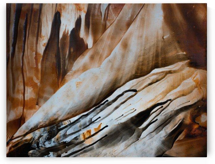 The Secret Cavern - La Caverne Secrete by Carole Ledoux Créations Cl