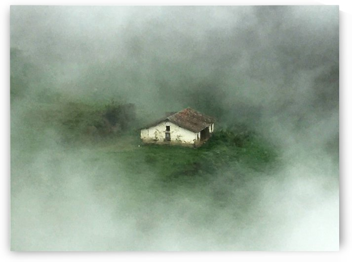House In The Clouds by Maria Virginia Castro