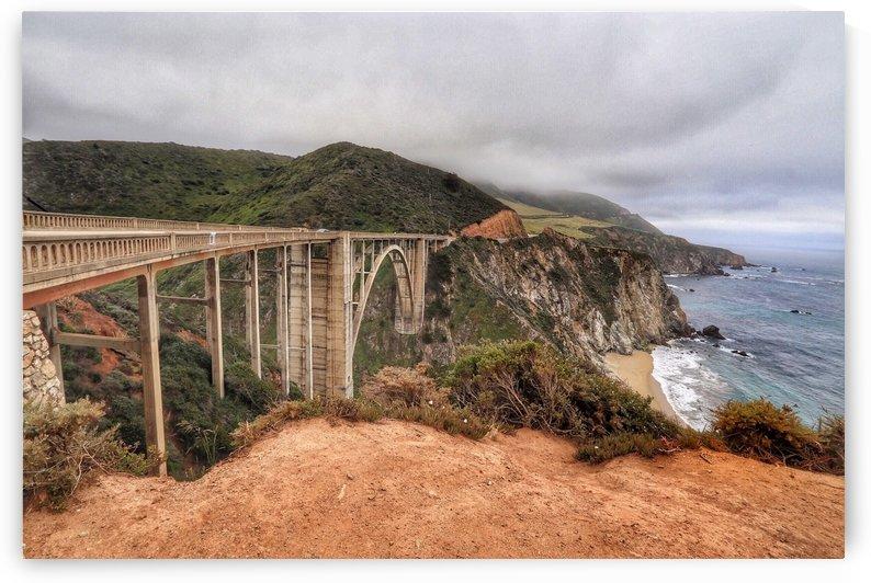 Bixby Bridge California by RNK ALL DAY