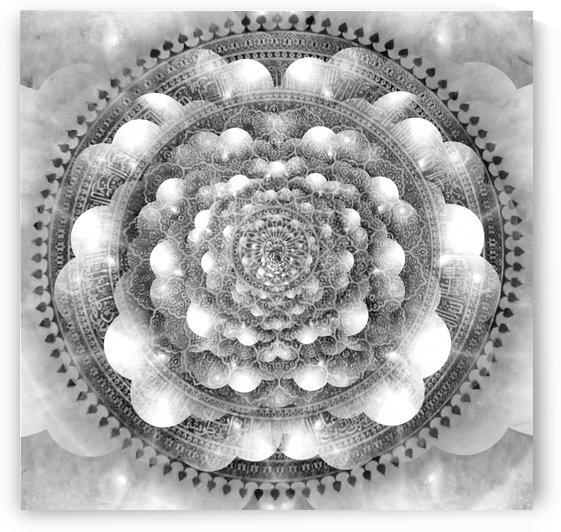 Cosmic mandala by Bruce Rolff
