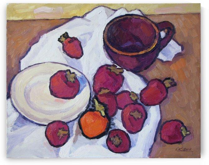 Strawberries-3v by Ivan Kolisnyk