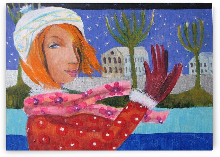 Winter by Ponchi