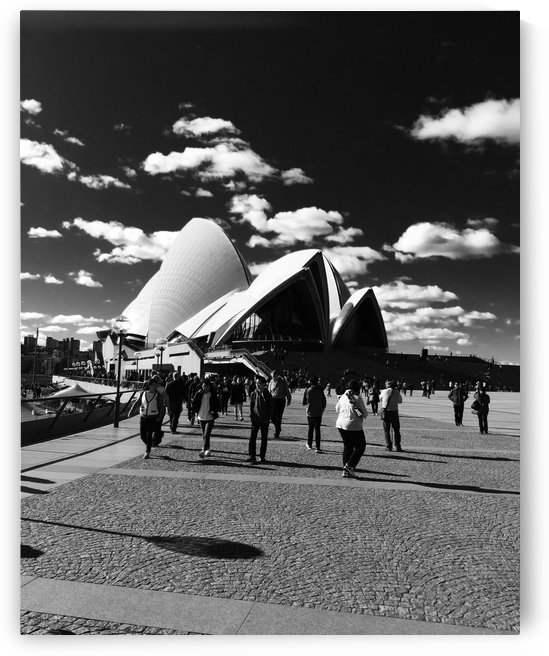 Opera House   Sydney   Australia by Oz Photography