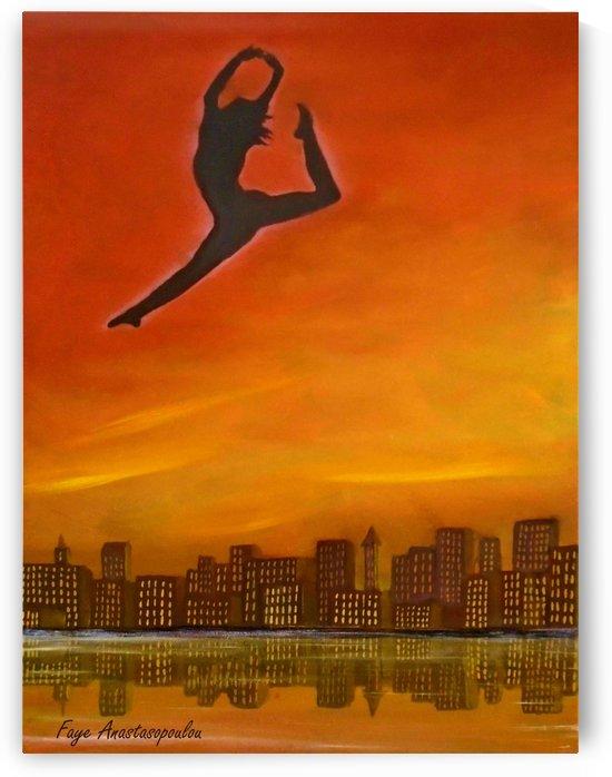 The Leap by Faye Anastasopoulou