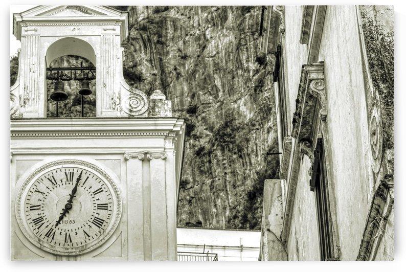 Ancient Church Clock by Bentivoglio Photography