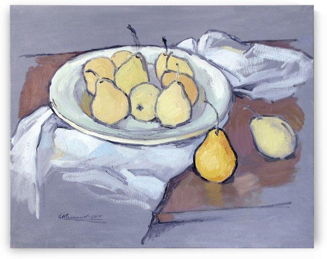 Pears-2 by Ivan Kolisnyk