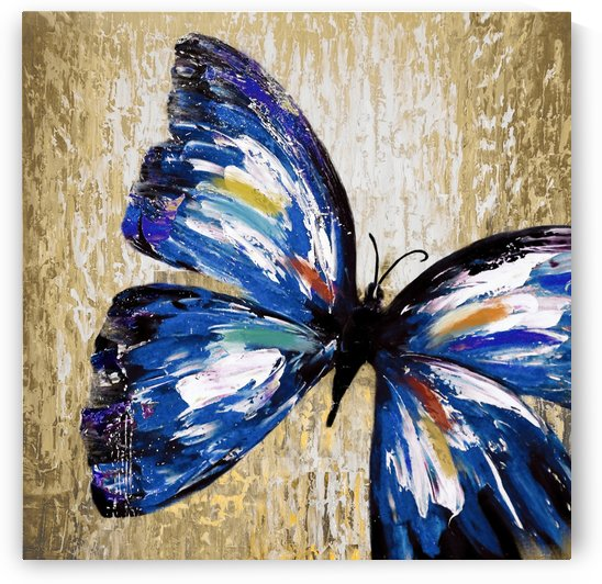 butterfly by Yurovich Gallery
