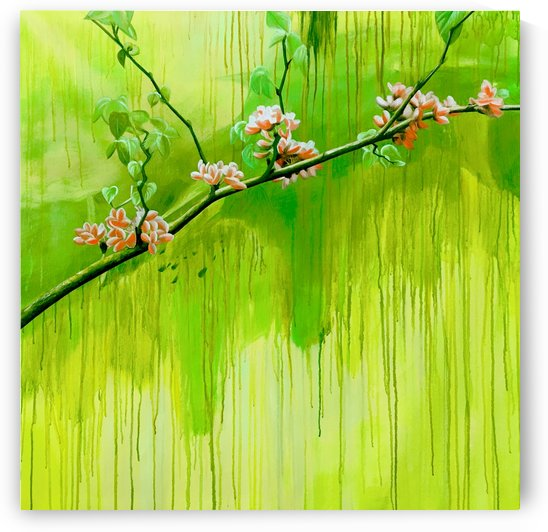 Green Spring by Yurovich Gallery