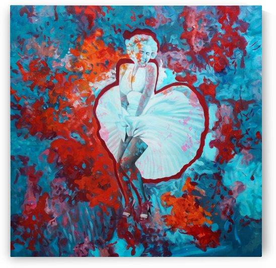 Marilyn by Yurovich Gallery