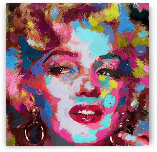 MarilynMonroe by Yurovich Gallery