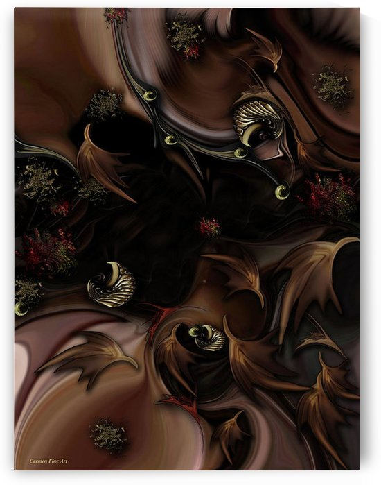 Mind- bending Nature by Carmen Fine Art