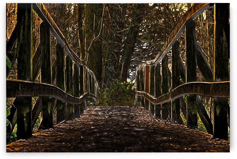 The Bridge by One Simple Gallery