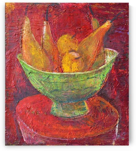 13.FALL.2014year oil on canvas 45x55 cm2500$ by ZAKIR AHMEDOV