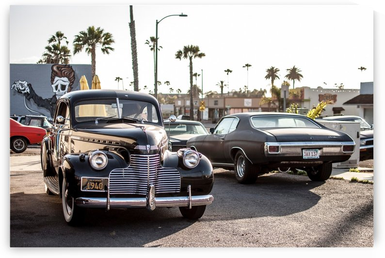 Classy Old school Car by GorgeousWorld_Store
