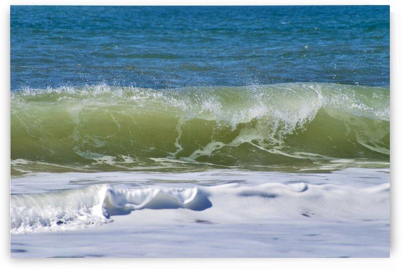 North sea by Kirsten Warner