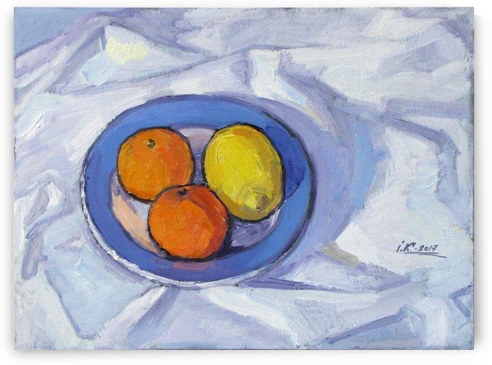 Oranges and Lemon by Ivan Kolisnyk