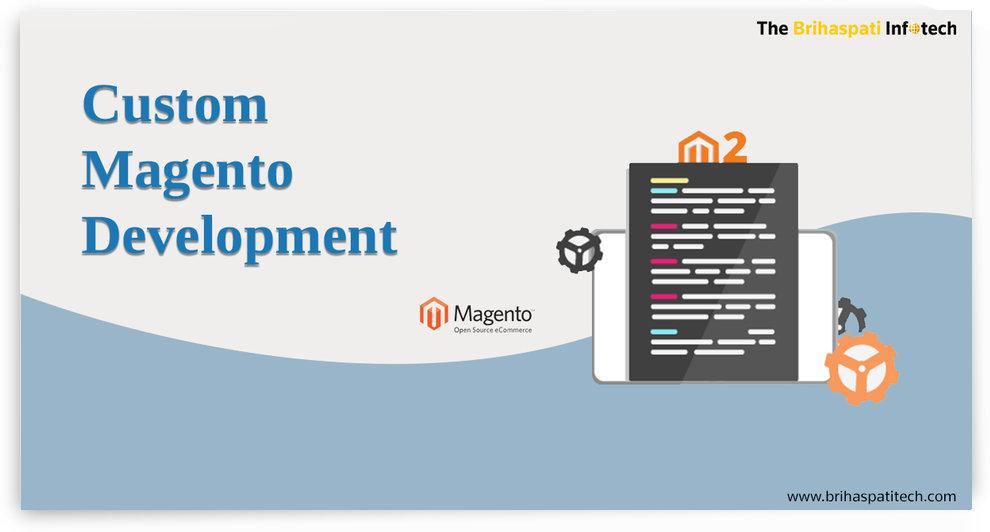custom magento development by Anuj Sharma