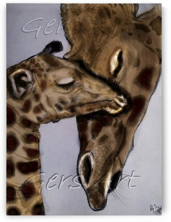 a Mothers love by Gerald Botha
