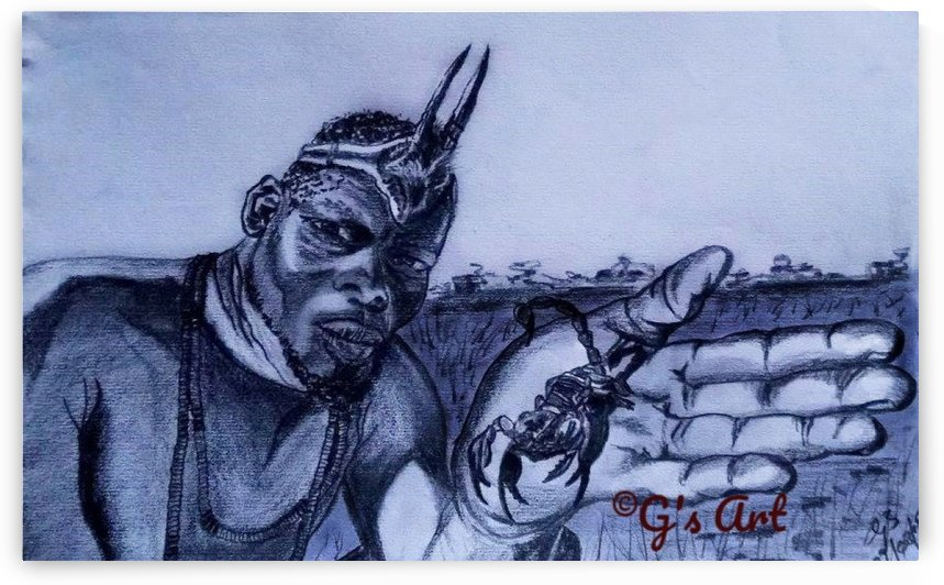 scorpionking 2 by Gerald Botha