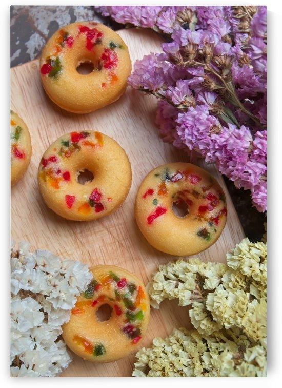 Fruity donut by Krit of Studio OMG