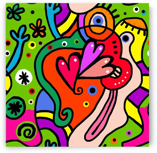 Hearts Of Happiness_OSG by One Simple Gallery