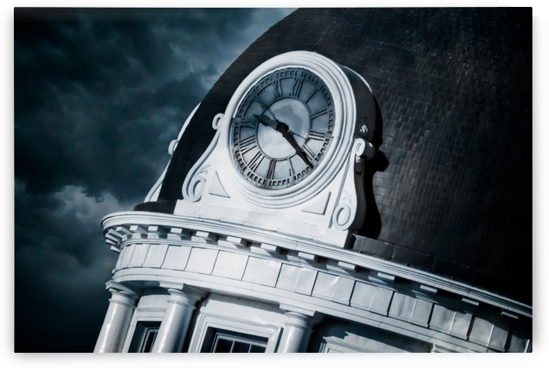Kingstons Clock by Michel Soucy