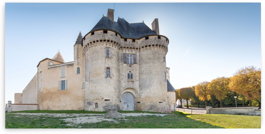 Barbazieux Charente by Douglas Kay